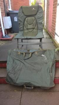 Jrc cocoon excel fishing chair WOLVERHAMPTON, Dudley