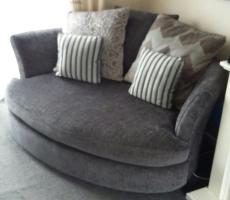 2seater cuddle sofa WOLVERHAMPTON, Dudley