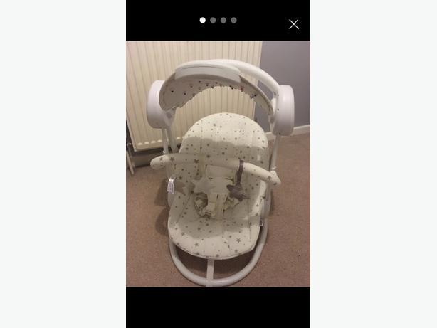 swing chair mamas and papas bean bag chairs for girls half price amp starlite tipton wolverhampton