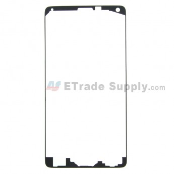 Samsung Galaxy Note 4 Series Front Housing Adhesive