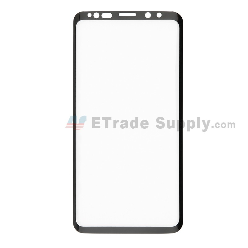Samsung Galaxy S9 Plus Series Full Coverage Tempered Glass