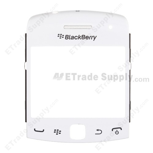 BlackBerry Curve 9360, 9350, 9370 Glass Lens with Frame