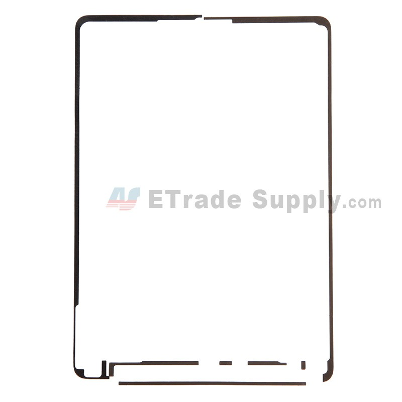 Apple iPad Air 2 Digitizer Adhesive (Wifi + Cellular