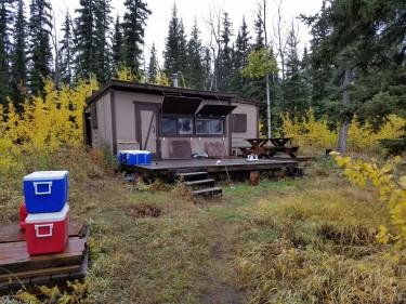 base camp cabin