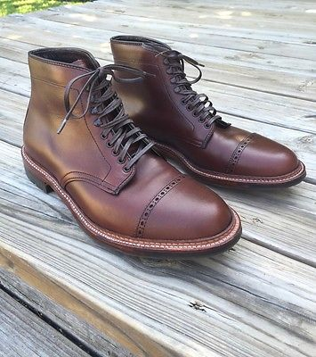 alden 44924hc brown perforated