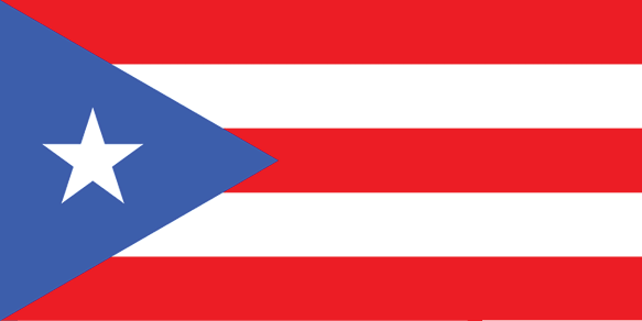 Puerto Rico (WTT only) flag