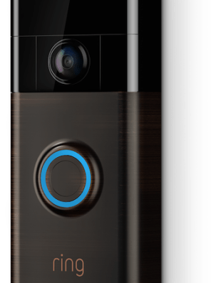 Ring Smartphone Connected Doorbell
