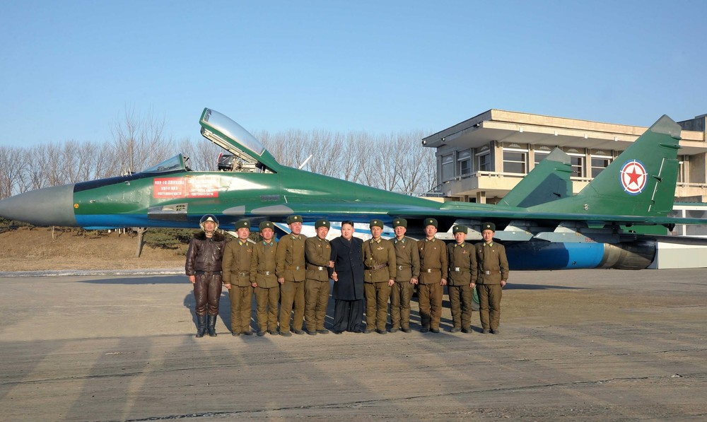 North Korea Has A Big Worn Out Air Force War Is Boring