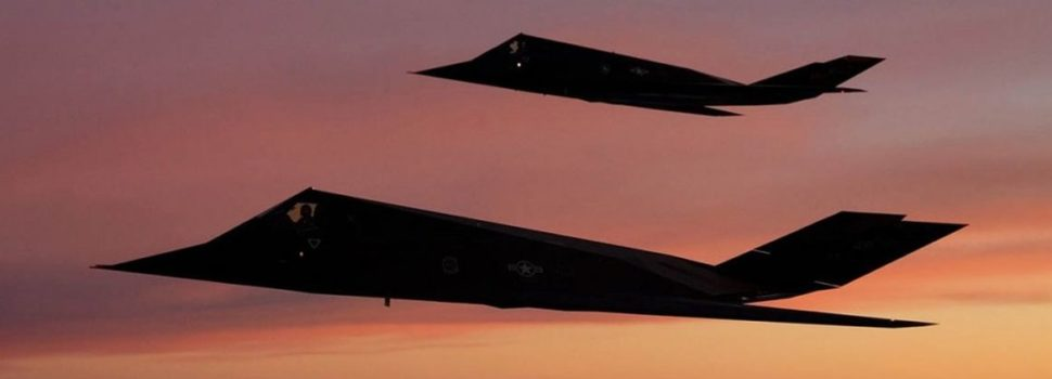 Iraq's Close Encounters With Stealth Fighters