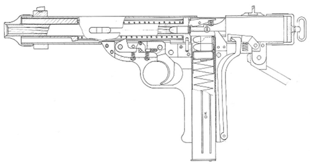 With the MP-57, Mauser Valiantly Tried to Best the Israeli