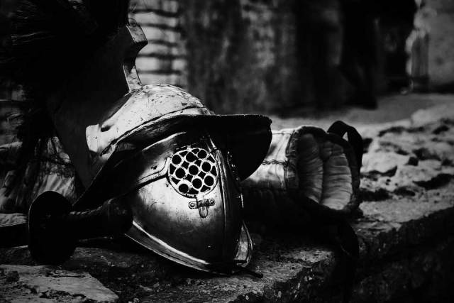 Being a Warrior – Not Just About Fighting Ability