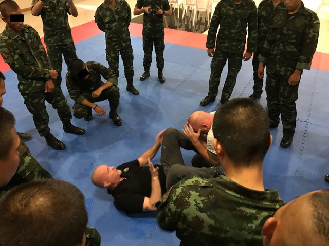 Embedded With Thai Special Forces & What We Taught Them