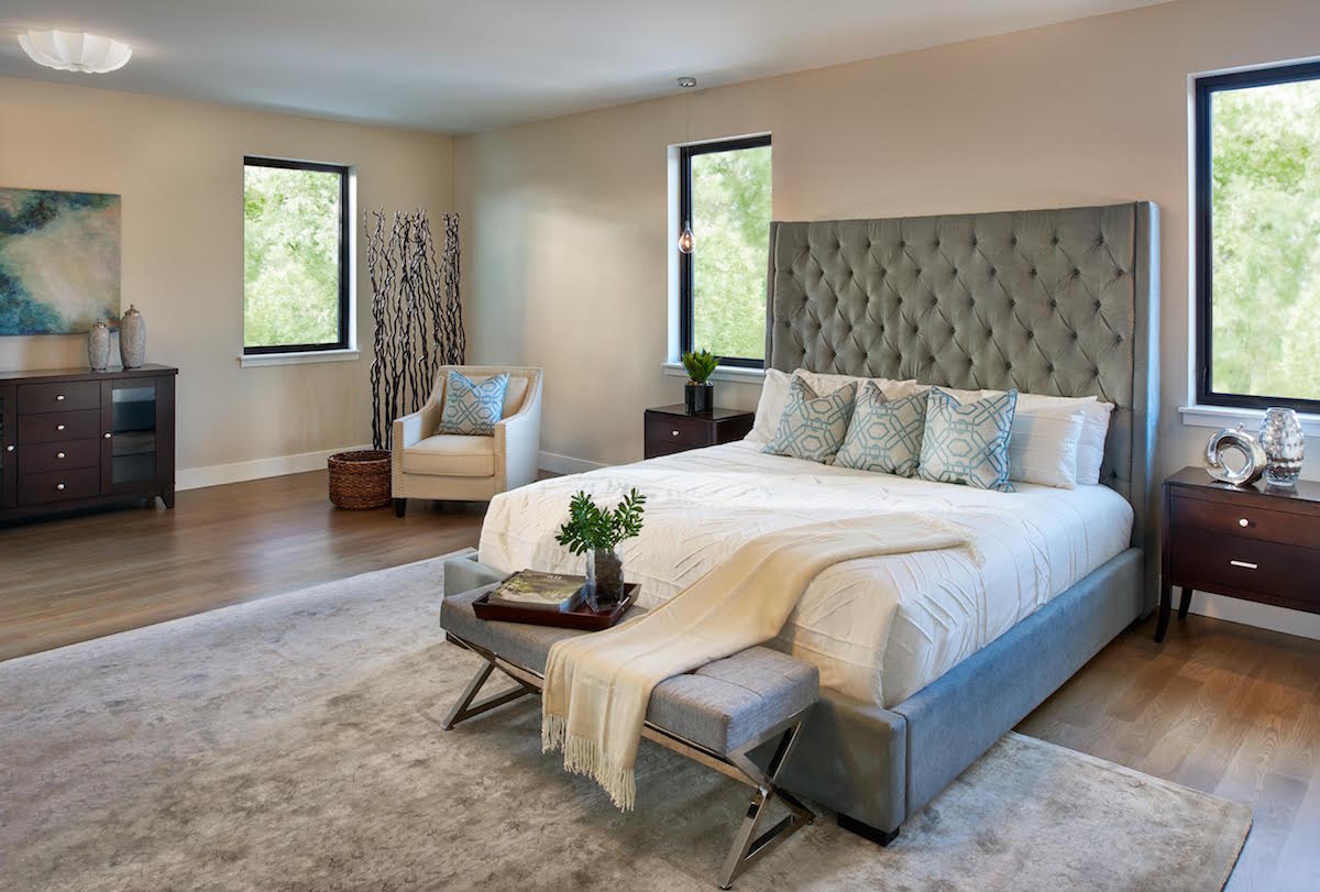 Modern Home Staging  Home Staging Design by White Orchid Interiors