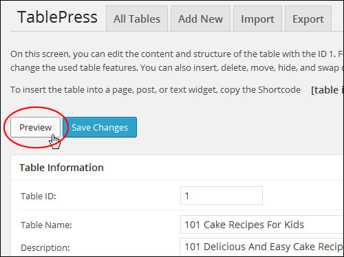 How To Create And Insert Tables Into Your Content Without Touching Code