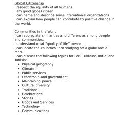 I Can Statements Social Studies Grade 3 by mrsabc · Ninja Plans [ 1651 x 1275 Pixel ]