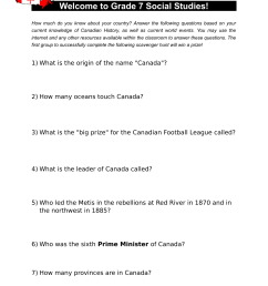 Canadian History Scavenger Hunt by joestro · Ninja Plans [ 1651 x 1275 Pixel ]
