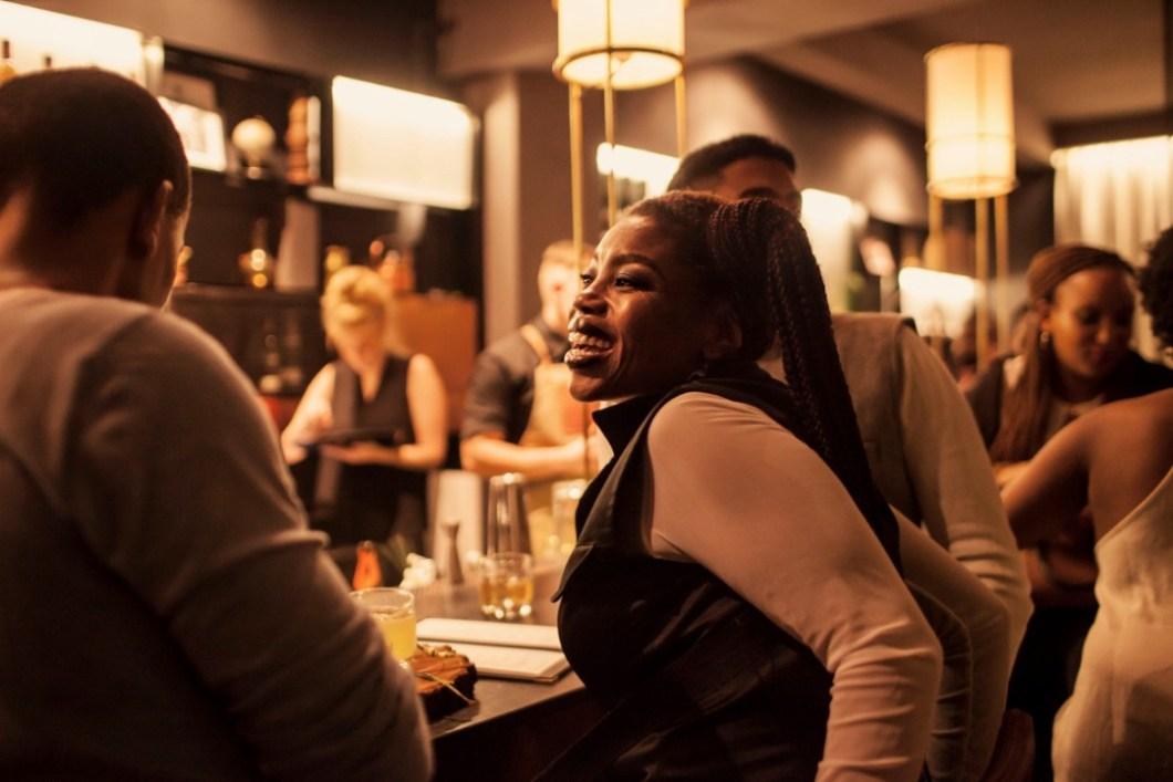 Glenfiddich Independent Bar