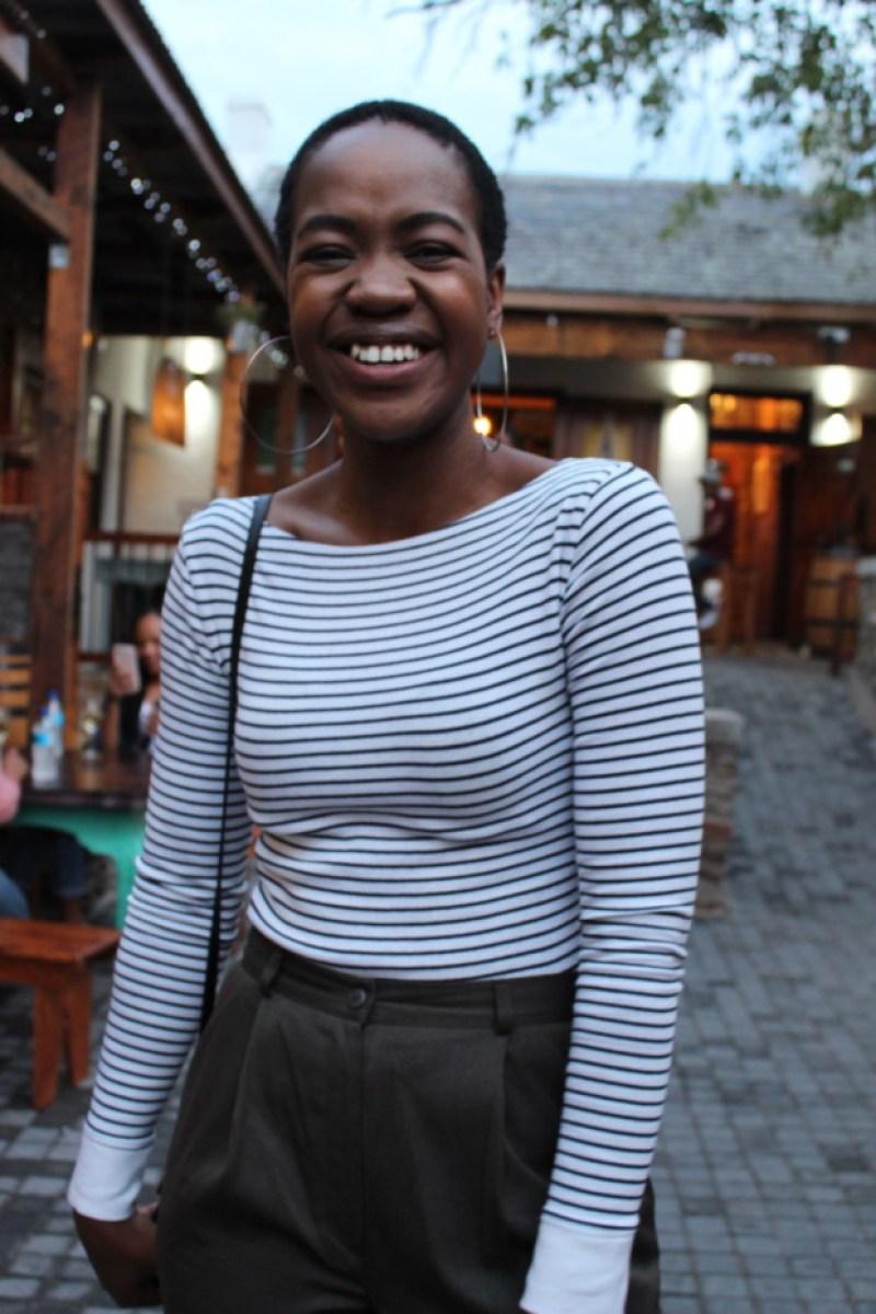 photo by Zanele Shabangu