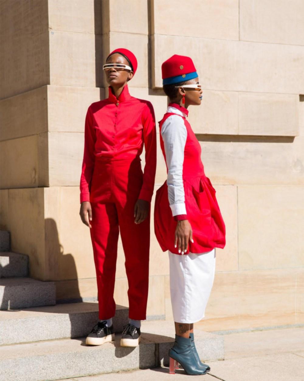 Adicolor Red Campaign_Simon and Mary x Trevor Stuurman