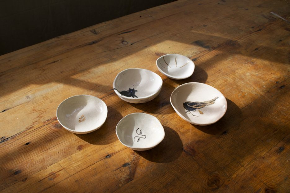Dayfeels ceramics. Image by Amber Rose Cowie.