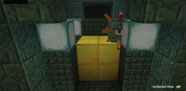 Guardian Underwater Minecraft
