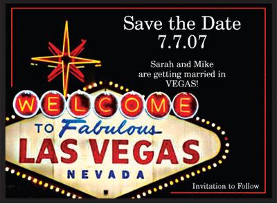Fabulous Destination Save The Date Cards 25 Pcs Save