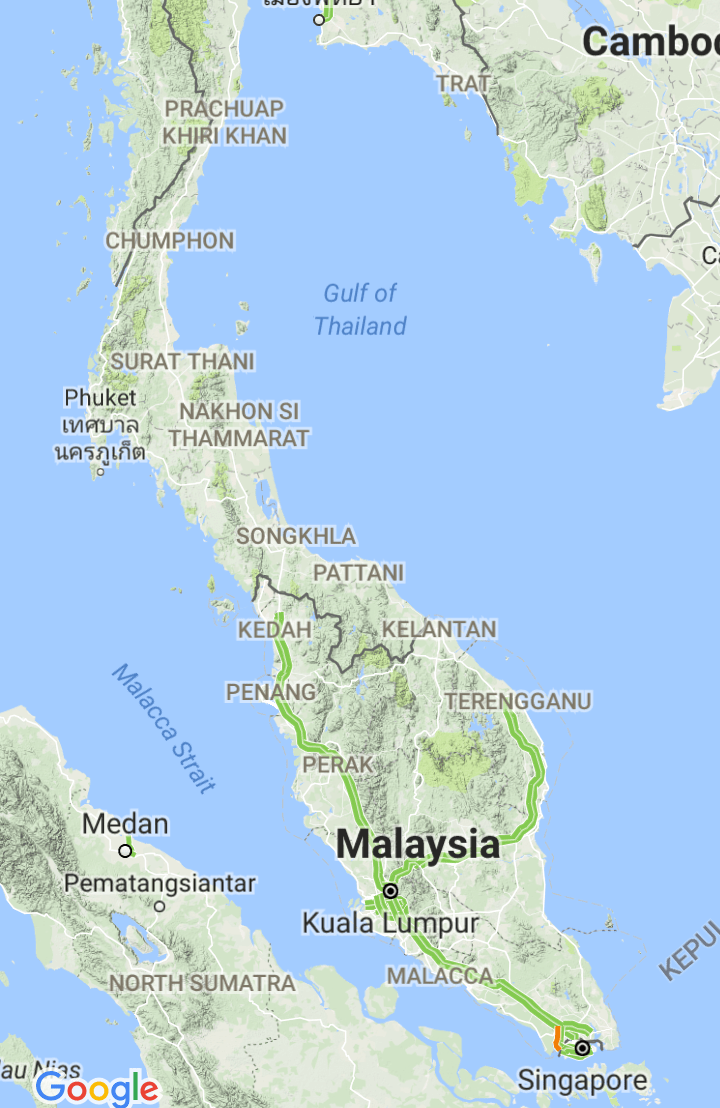 Negara Bagian Malaysia : negara, bagian, malaysia, Semenanjung, Malaya, 123ish, Indonesia