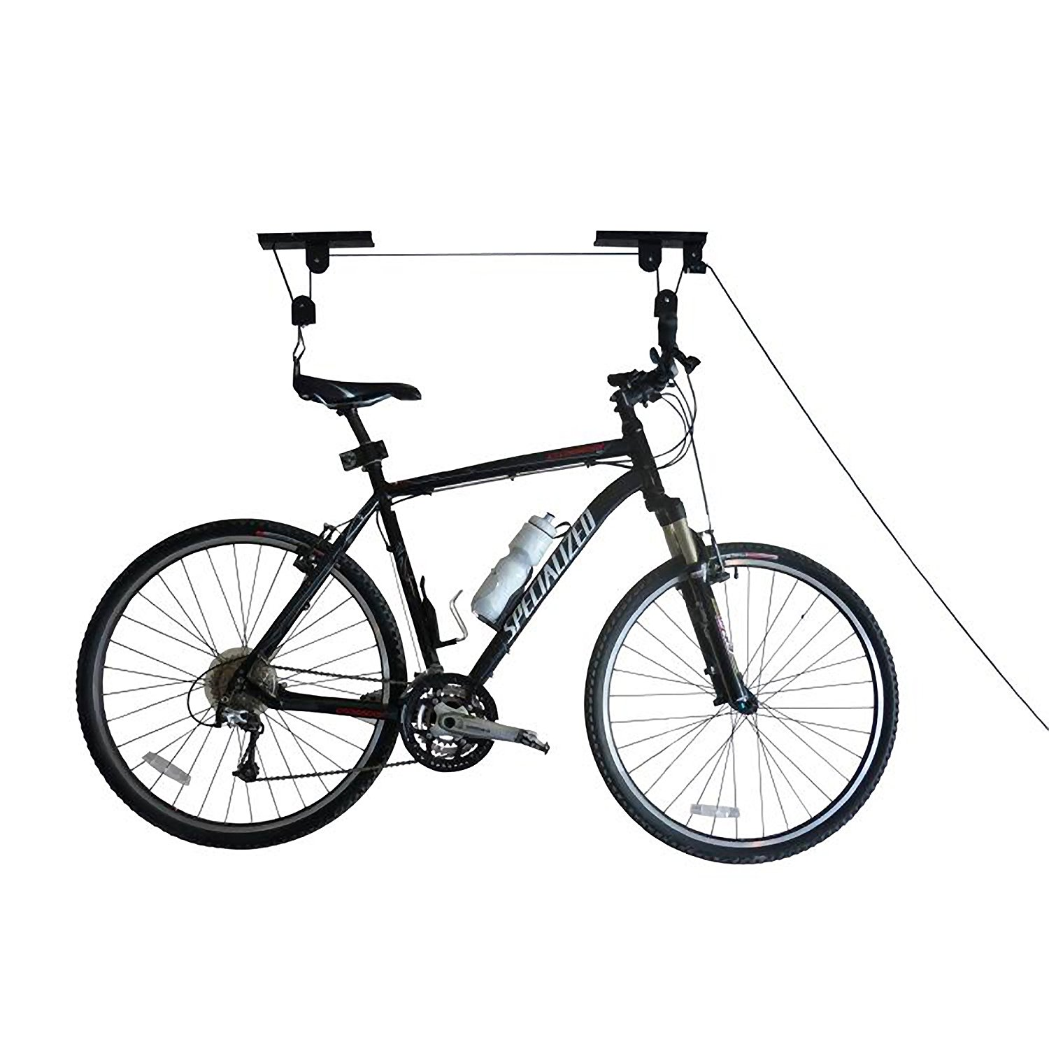 Rad Cycle Products Bike Lift Hoist Garage Mountain Bicycle