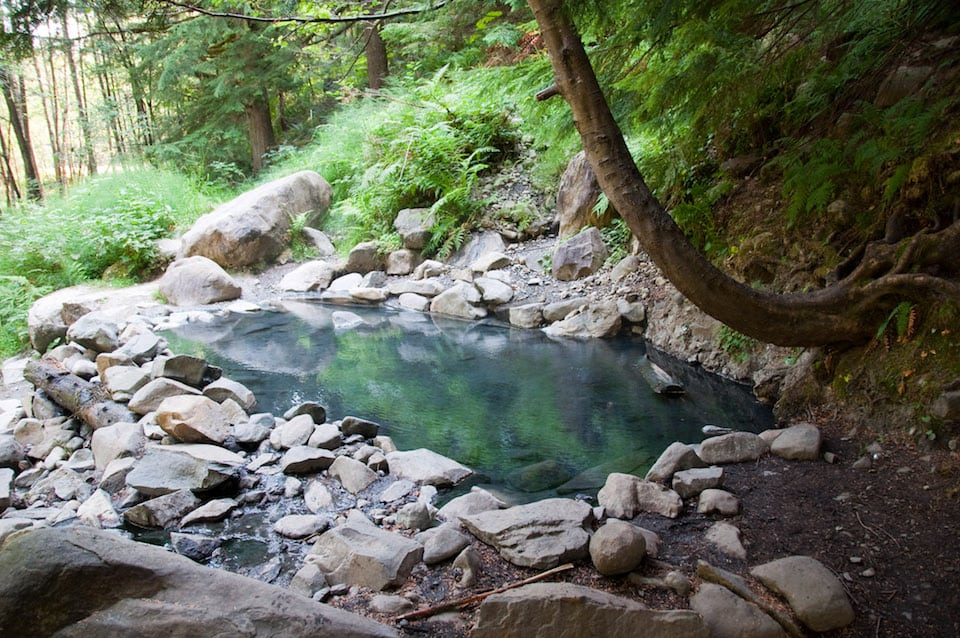 5 Hot Springs To Visit In Washington This Winter 1889