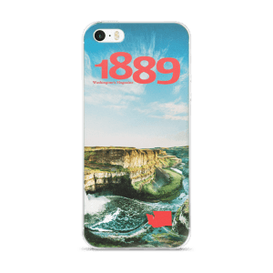 1889 cover iPhone 5/5s/Se, 6/6s, 6/6s Plus Case