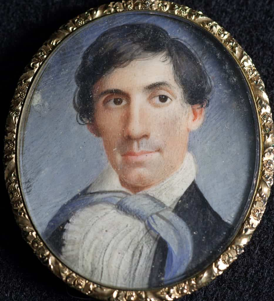 This could be the earliest portrait of Lincoln