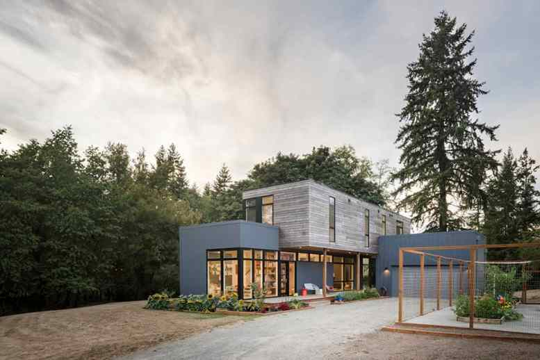 Image result for modern homes in kitsap county