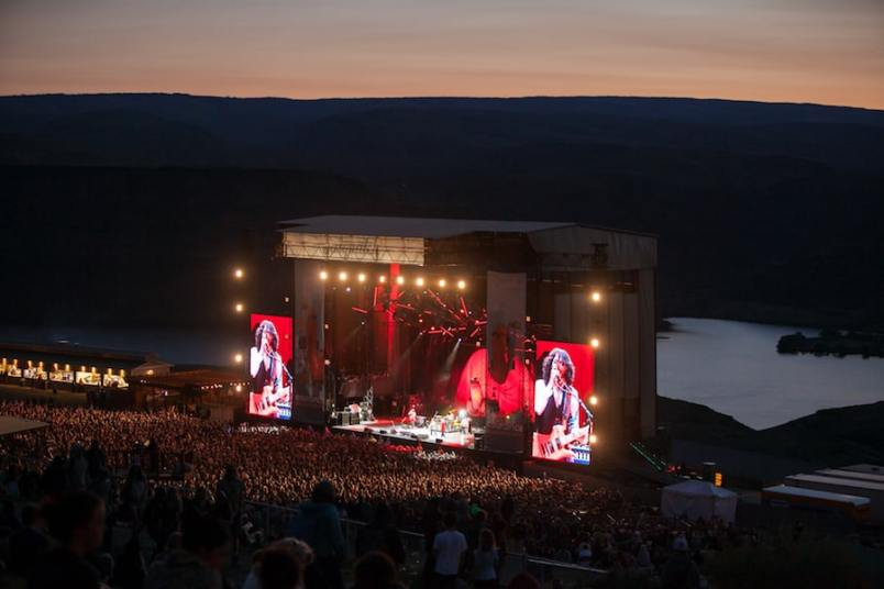 SASQUATCH! 2012 Music Festival - Photo by Christopher Nelson