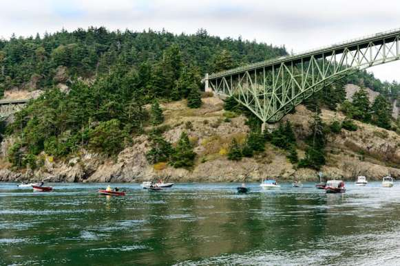 Deception Pass Fishing