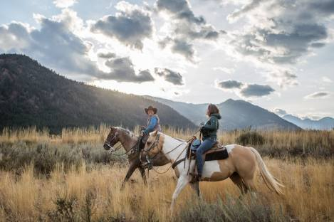 Horseback Riding–photo by Erin Nash