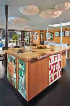 Daggatt Houseboat