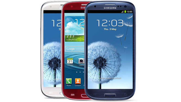 DEAL: Samsung Galaxy SIII 16GB