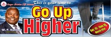 Go Up Higher