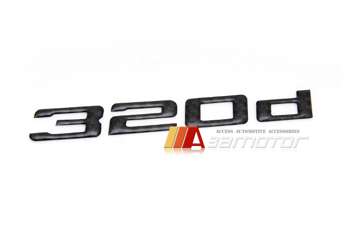 Bmw E30 E36 E46 E90 F30 Rear Trunk Boot Emblem Badge