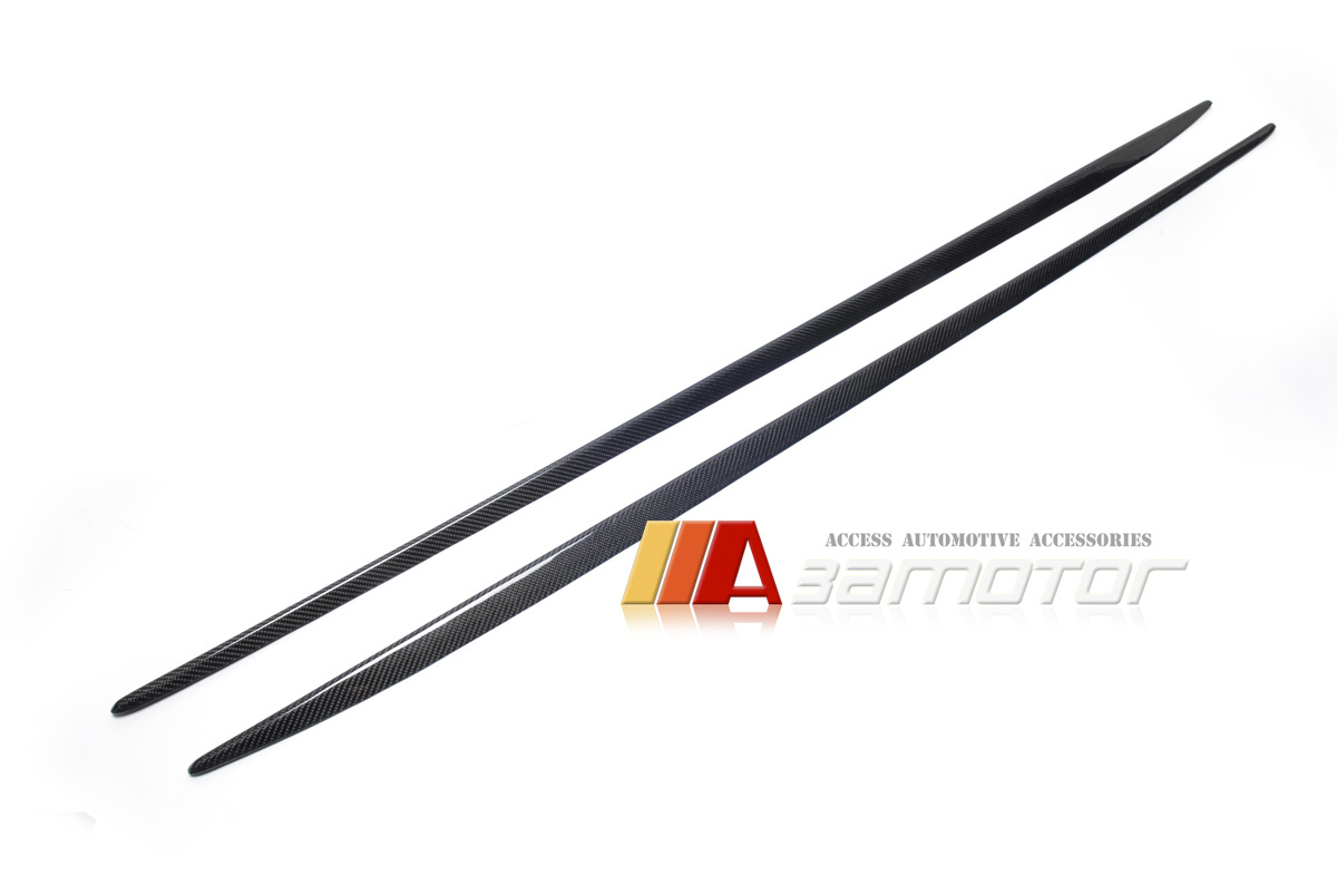 Carbon Fiber Side Skirt Rocker Panels for Mercedes W205