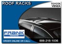 Genuine Toyota Venza Accessories & Auto-parts | San Diego ...