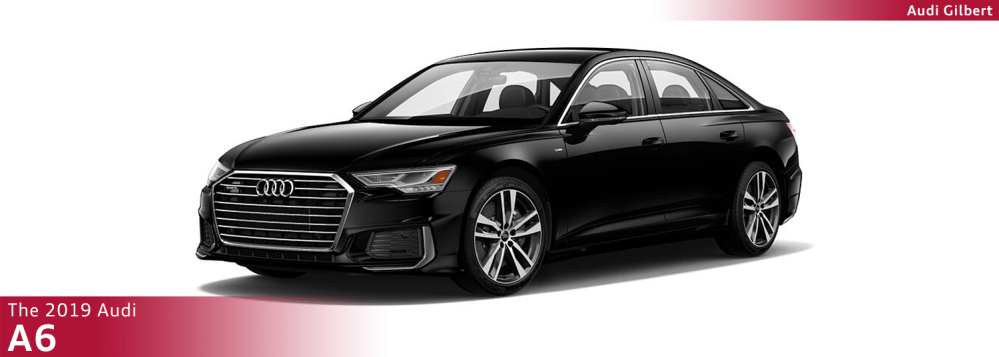 medium resolution of 2019 audi a6 sedan comfort and performance in a classic wrapper at audi gilbert