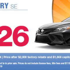 Brand New Toyota Camry For Sale Lampu Reflektor Grand Avanza 2018 Specials Offers Capitol In Salem Or Se Sales Special At