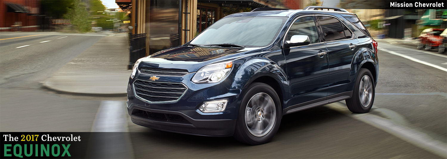 hight resolution of 2017 chevrolet equinox model features in el paso tx