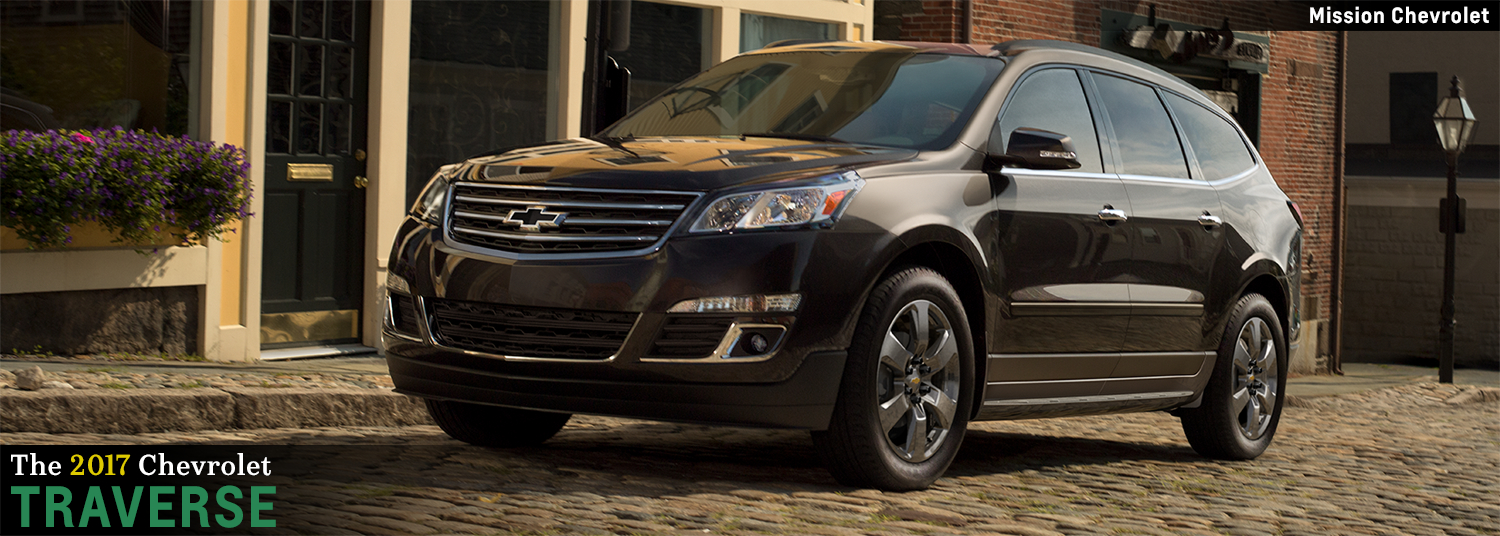 hight resolution of 2017 chevrolet traverse model features in el paso tx