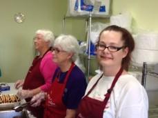 19 Kitchen Crew