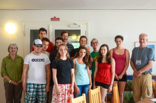 2014 Bayview OPC Czech Republic English Camp - photo 9 from Zach Chione