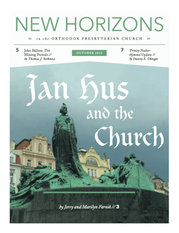New Horizons October 2015 Cover
