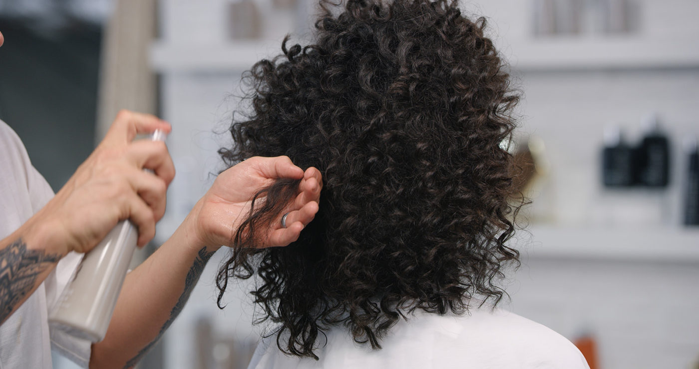 How To Style Naturally Curly Hair Seven Haircare