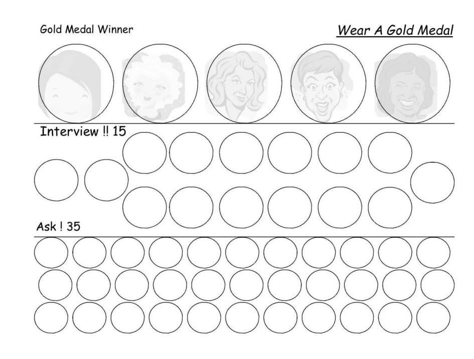 Medal Tracking